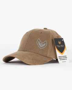 haunter cap vaxed beige